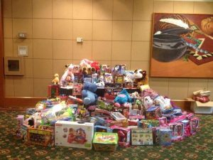 Army National Guard Toy Drive